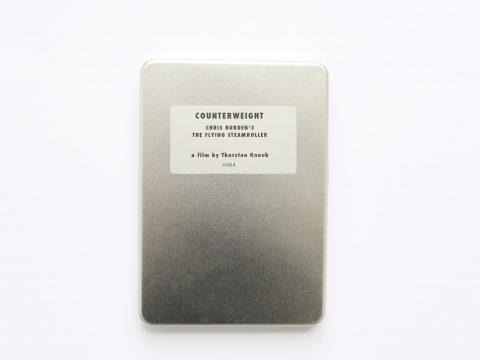 Burden Counterweight DVD Cover