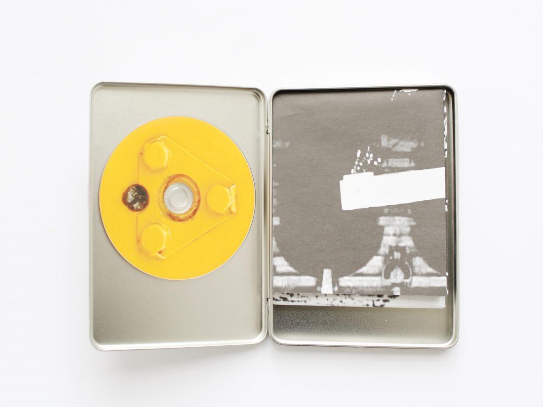 Burden Counterweight DVD