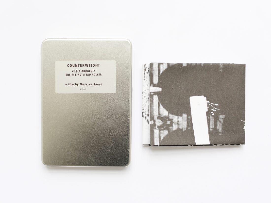 Burden Counterweight DVD Inside