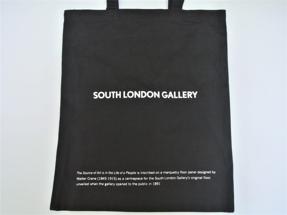 Source of Art SLG Tote Back