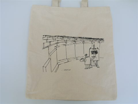 Welcome To Iraq Easel Tote Bag