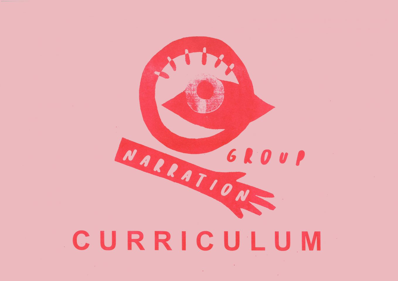 Narration Group: Curriculum