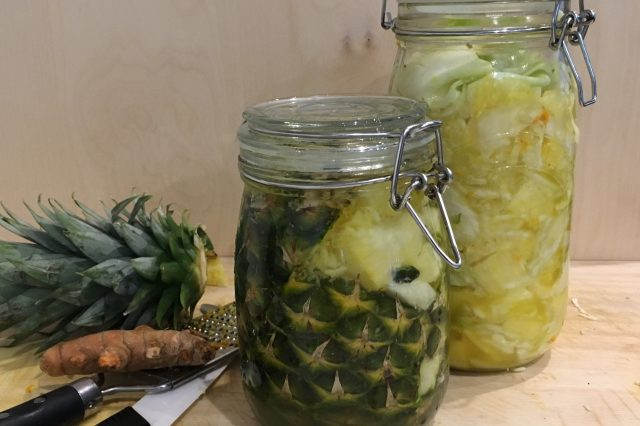SLG SKILLS: FERMENTING AND PICKLING WORKSHOP