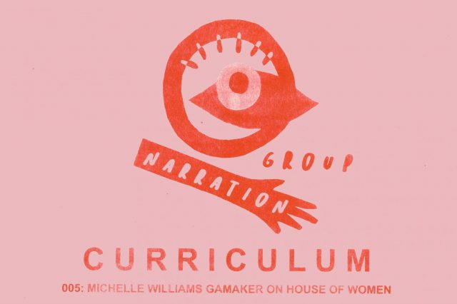 CURRICULUM 005: Screening: Michelle Williams Gamaker