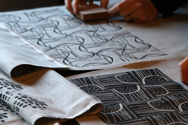 SLG Skills: Block Printing Workshop