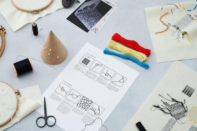 SLG Skills: Hand Embroidery Workshop