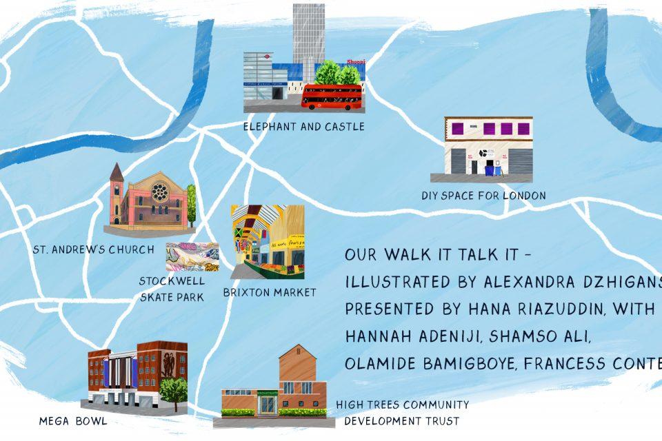 Walk It Talk It: Our Neighbourhood