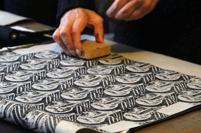 SLG Skills online: Introduction to Block Printing