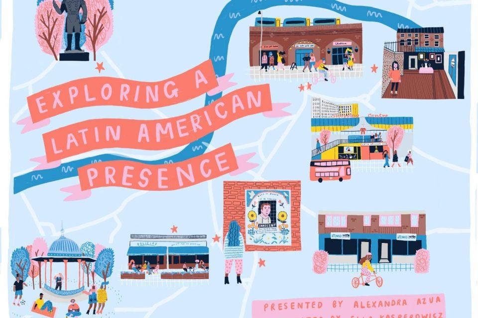 Walk It Talk It: Exploring a Latin American Presence