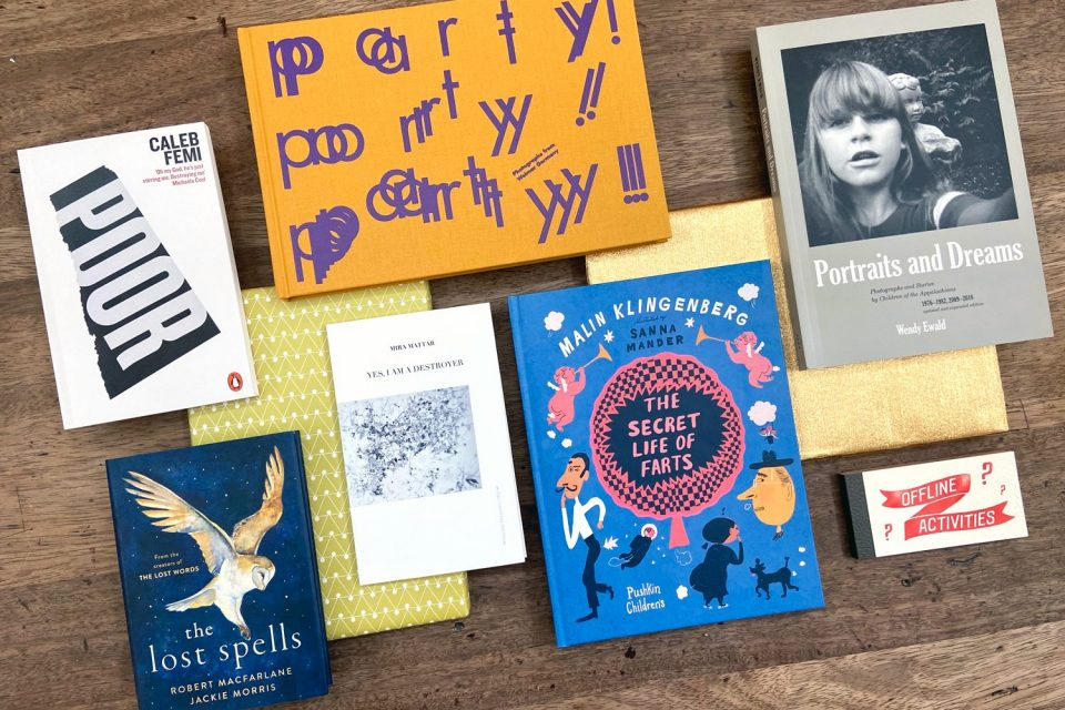 Christmas gift ideas from the SLG Bookshop