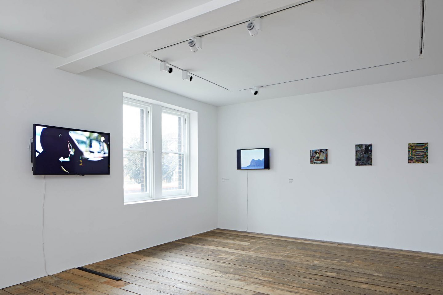 Bloomberg New Contemporaries 2020, installation view at the South London Gallery. Photo: Andy Stagg