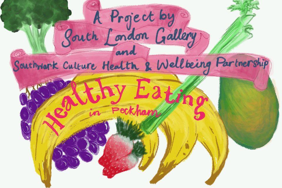 Walk It Talk It: HEALTHY EATING IN PECKHAM