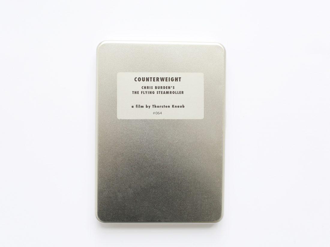 Counterweight DVD – Chris Burden
