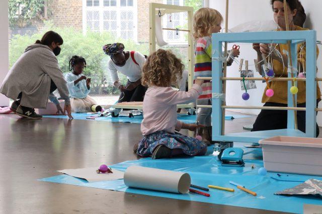 Sunday Spot Play Space: Carnival of Play by Natalie Zervou-Kerruish