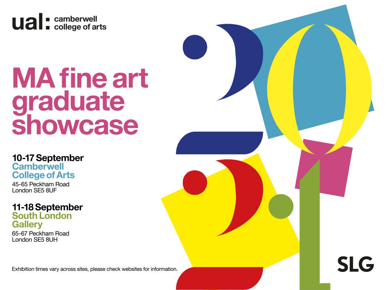 MA Fine Art Graduate Showcase