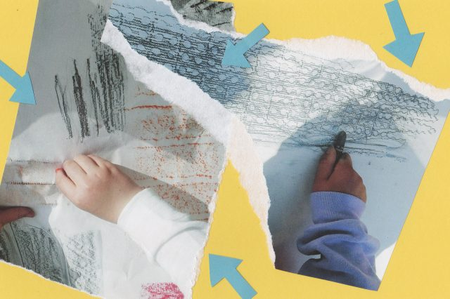 Sunday Spot: Create a texture map with Rebecca Griffiths