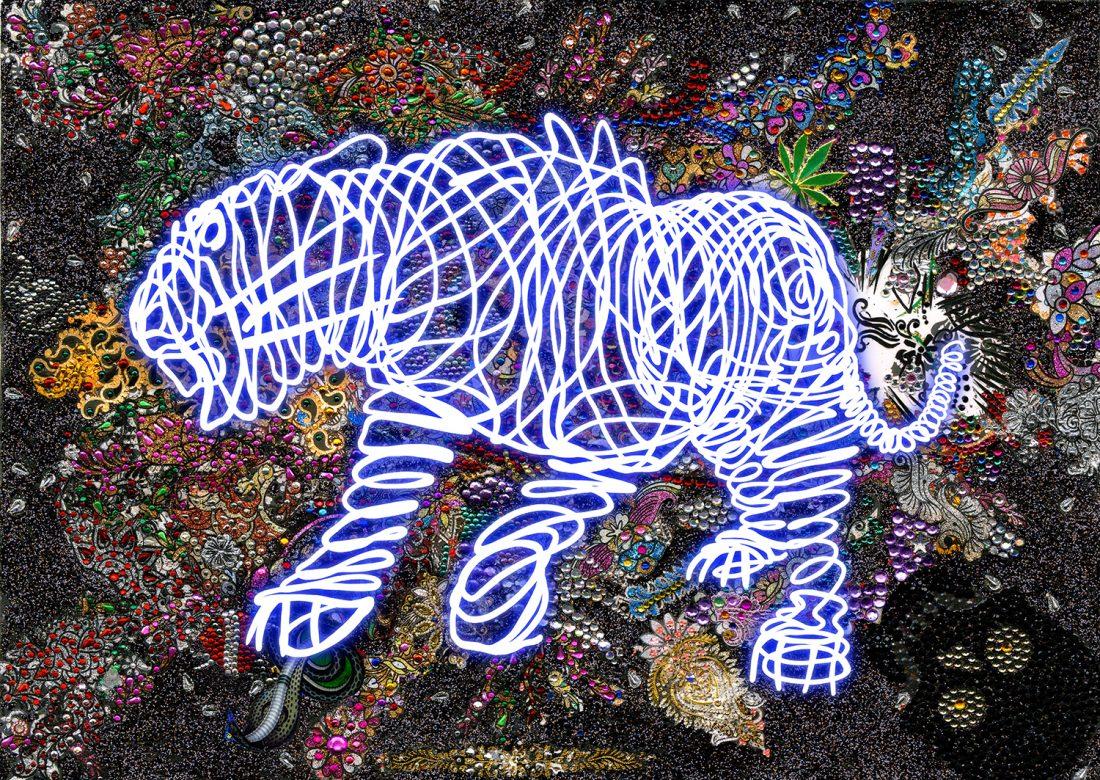 Chila Kumari Singh Burman – Tiger my Jaan, 2021